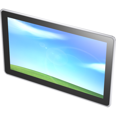 "27"" Touch-Panel-PC"